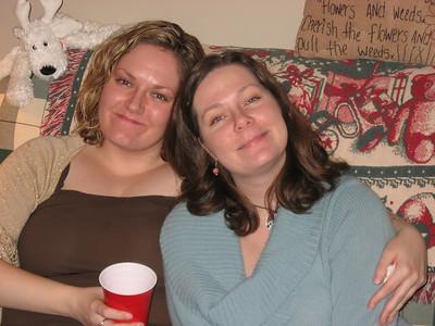 Aren't we cute?!  Megan and Kate
