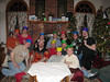 BR: Quasi, Mym, Rhy, Cait, C-, Beth, Shawn, Jen (On the Phone) FR: Steve, Steve James, Sarah, Russel, Ani