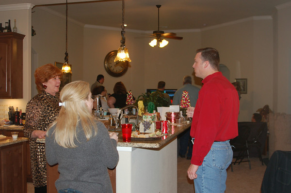 New Year's Eve Party 2007