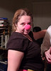 New Years Eve at Mym and Quasi's, What we need is more Clown Nose