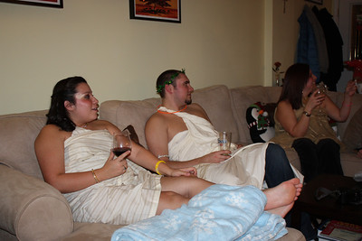 20081231 New Year's Eve Toga Party 036