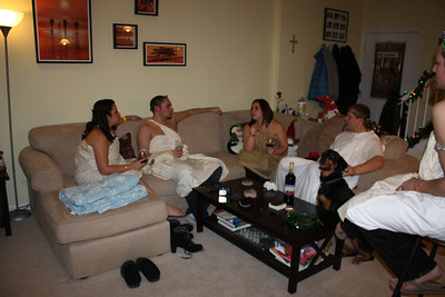 20081231 New Year's Eve Toga Party 021