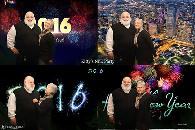 20151231 Kitty's New Year Eve Party !