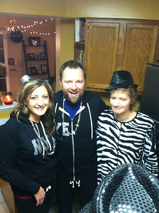 Kyle & Kristen's New Years Eve Pajama Party