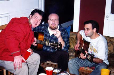 """<div CLASS=""""Caption""""><i><b>Greasy</b></i>'s Last Gig - December 31, 1997     <div CLASS=""""Location"""">Ricky's Apartment, Mobile, AL</div></div>     <div CLASS=""""Detail"""">The last time Kit, Duck, and myself would play music together (at least for quite awhile.)</div>"""