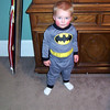 Wyatt as batman