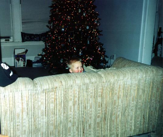 Wyatt at new years