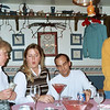 Mary Ann, Mary and Phil and Alex at new years party