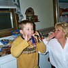 Bryce and Mary Ann at New years