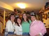 Lori, Dena, Joslynn and Allison posing for a New Years Photo!
