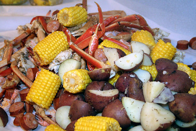 New Year's Seafood Boil