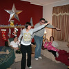 Erin and Stacy dancing on New Years Eve ( 2009 )