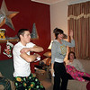 Alex and Erin Just Dance on New Years Eve ( 2009 )
