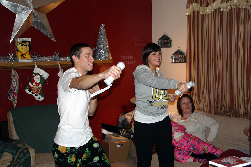 Alex vs Erin on Just Dance ( 2009 )