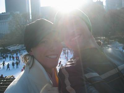 17 Dec 07 - Central Park Ice Skating