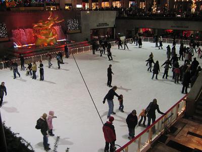 18 Dec 07 - Rockerfeller Centre
