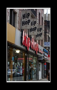 Any self respecting street fashions have steered well clear of the Hip Hop shop!