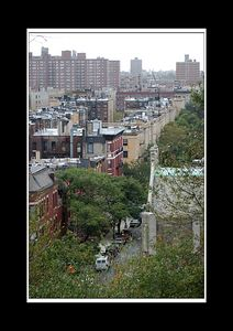 Another perspective shot of Harlem from a little across the way from the last one.