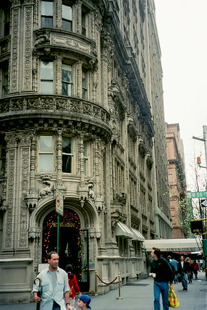 Alwyn Court Building on W58th St