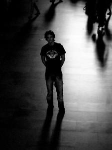 John, Grand Central Station