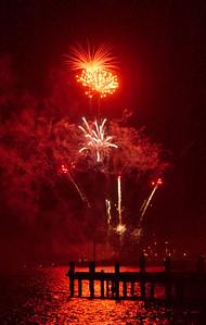 20071231_1165_bib New Year's Eve fireworks at Newcastle