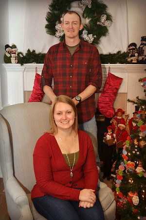 Nick & Kayla Christmas 2013