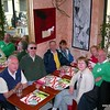 Gang at lunch after the Pont du Gard and before visiting les Arenes in Nimes