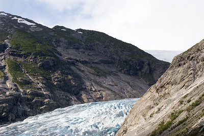 Nigardsbreen.