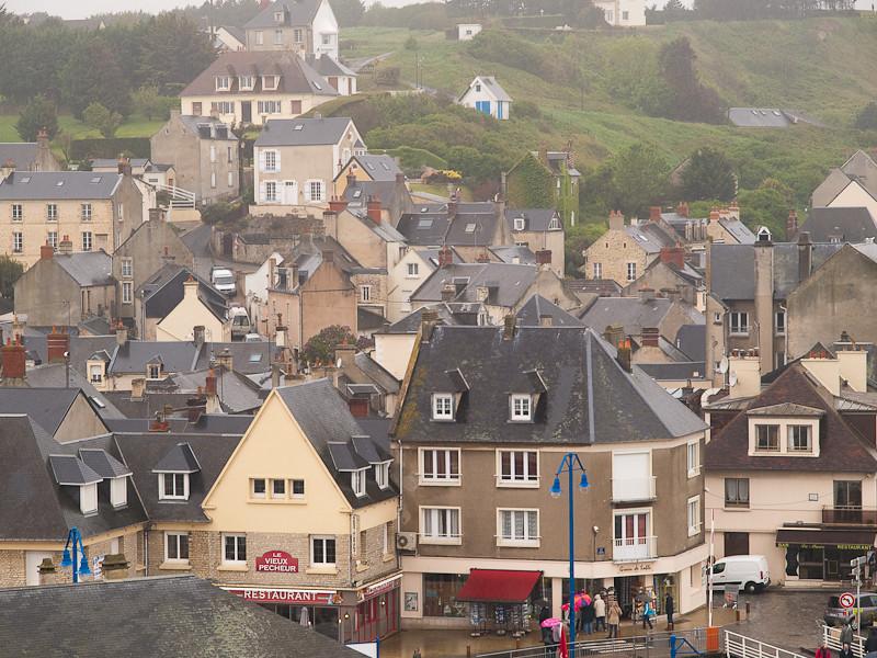 Port-en-Bessin, Normandy