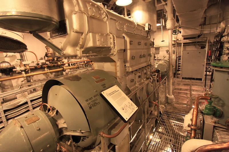 North Carolina 2011 - USS North Carolina 053