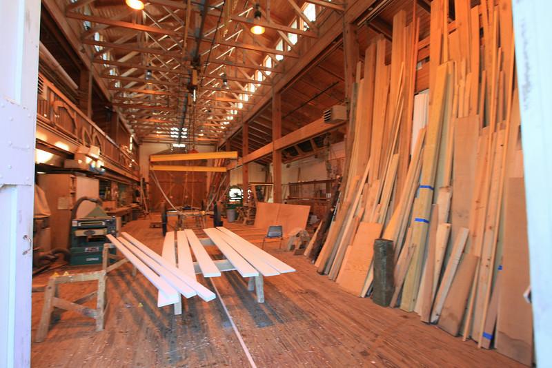 North Carolina 2011 - Beaufort - Maritime Museum 006