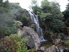 Lineside waterfall