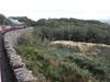 Dry stone viaduct