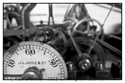 Clockwork, St. Mary's Church in Thirsk