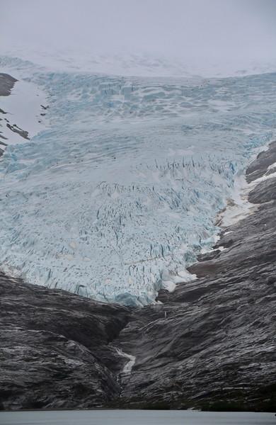 Norway 2015 - Hike Up Towards Svartisen Glacier 022
