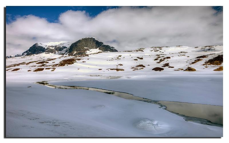 E 134 Hardangervidda, Telemark.