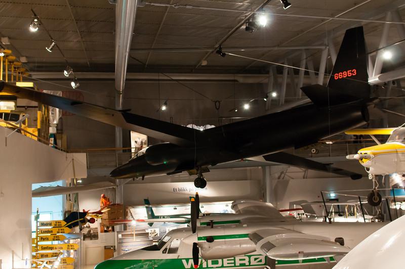 Bodo, musée de l'aviation : U2.