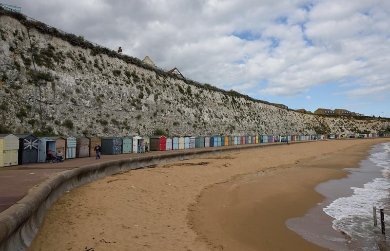 Beachuts at Broadstairs