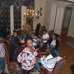 Ojirika's Thanksgiving Party :