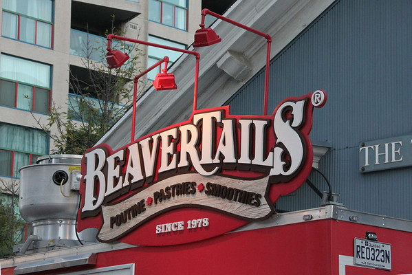 BeaverTails Concession at Toronto Harbour