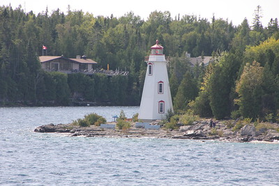 Cruise from Tobermory to South Baymouth - 24 September 2015