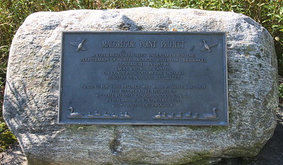 MacGregor Point Provincial Park: Tower Trail - 26 September 2015