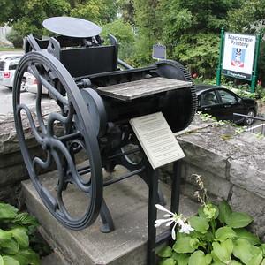 Mackenzie Printery and Newspaper Museum - 19 September 2015