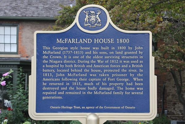 McFarland House<br /> 19 September 2015