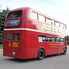 Routemaster leaving Strewn Winery