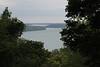 Niagara River looking north to Lake Ontario