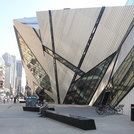 Royal Ontario Museum<br /> 16 September 2015
