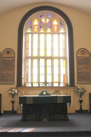 St Mark's Church, Niagara-on-the-Lake - 20 September 2015
