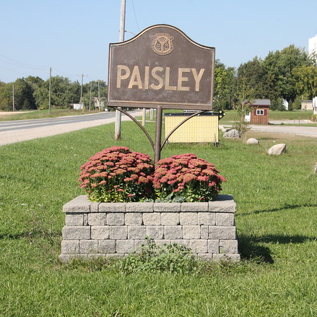 Paisley, ON
