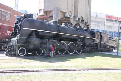 Toronto Railway Museum - 15 September 2015